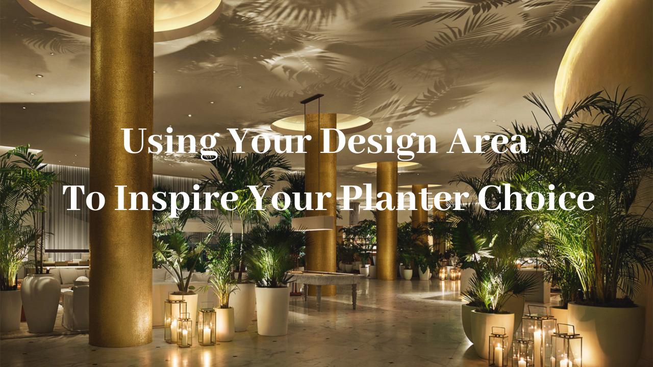 Designer Planters-1
