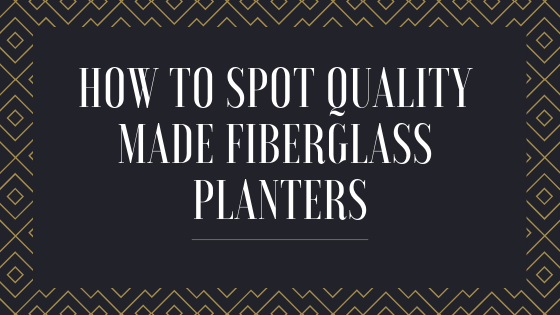 quality planters