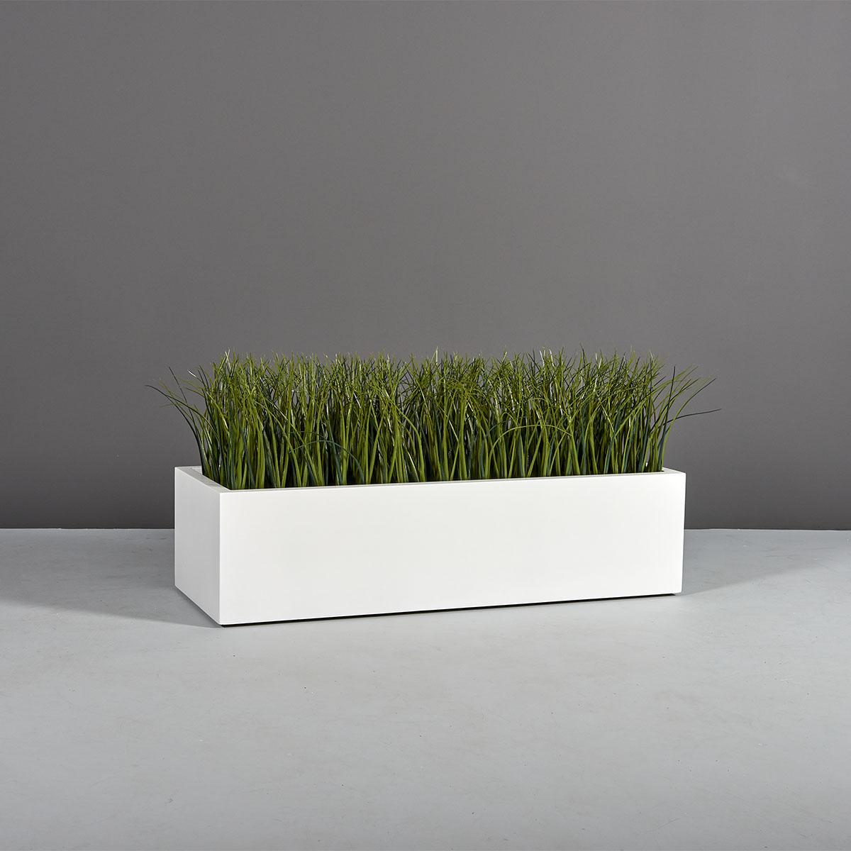 Reade Rectangle Tabletop Planter