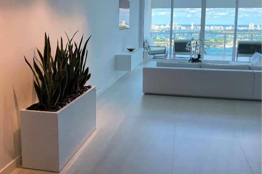 Rectangular Planters Indoor