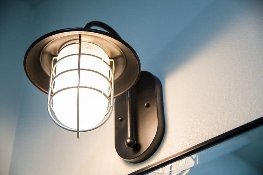 wall-mounted light wall fixtures