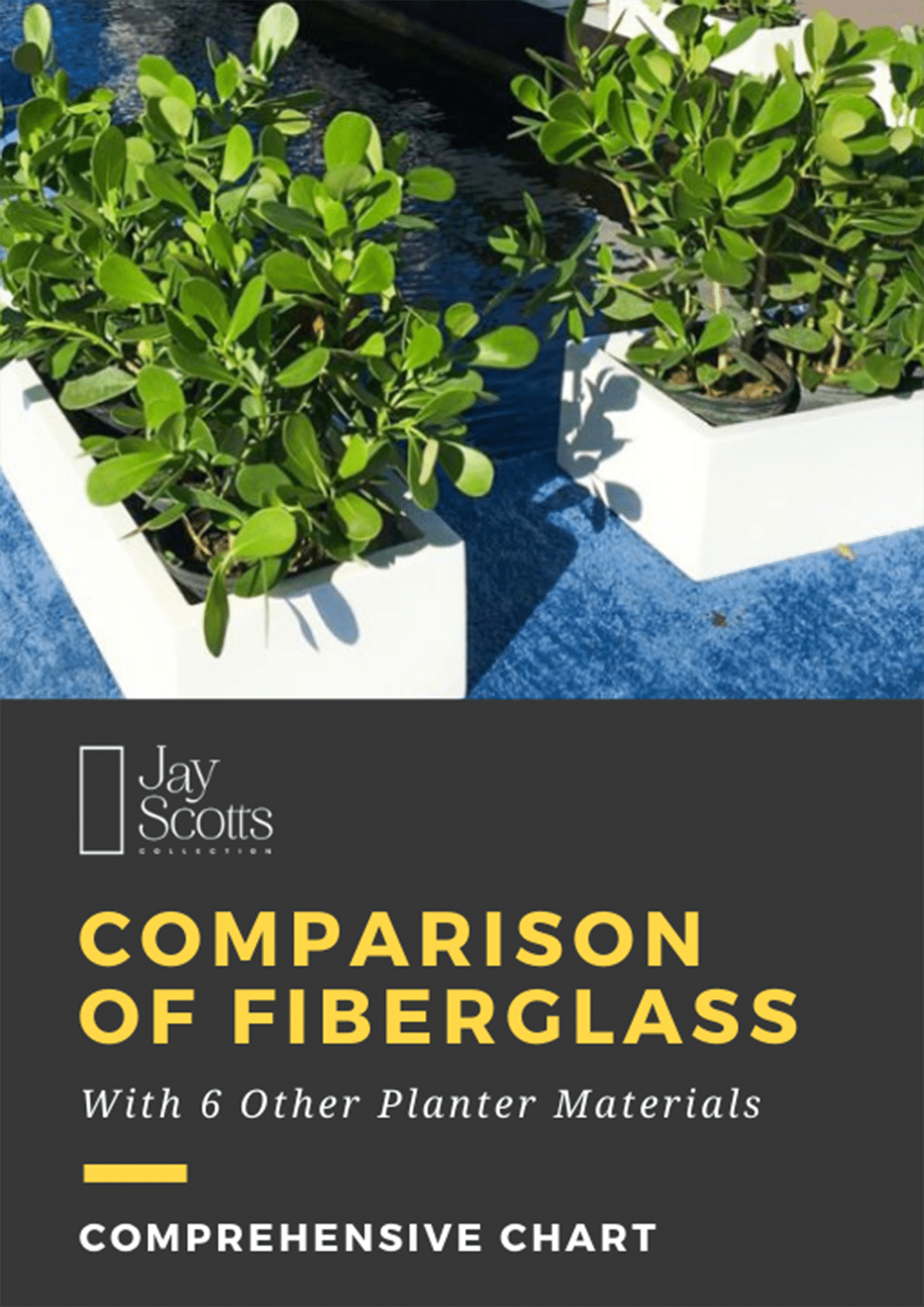 Planter Comparison Chart