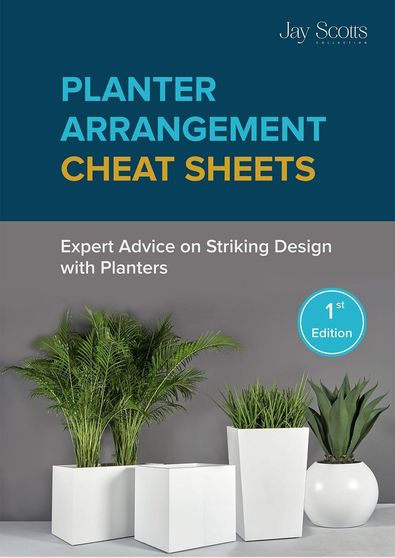 Planter Arrangement Cheat Sheets