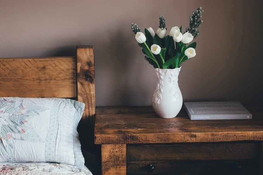 interior decorating trends faux flowers