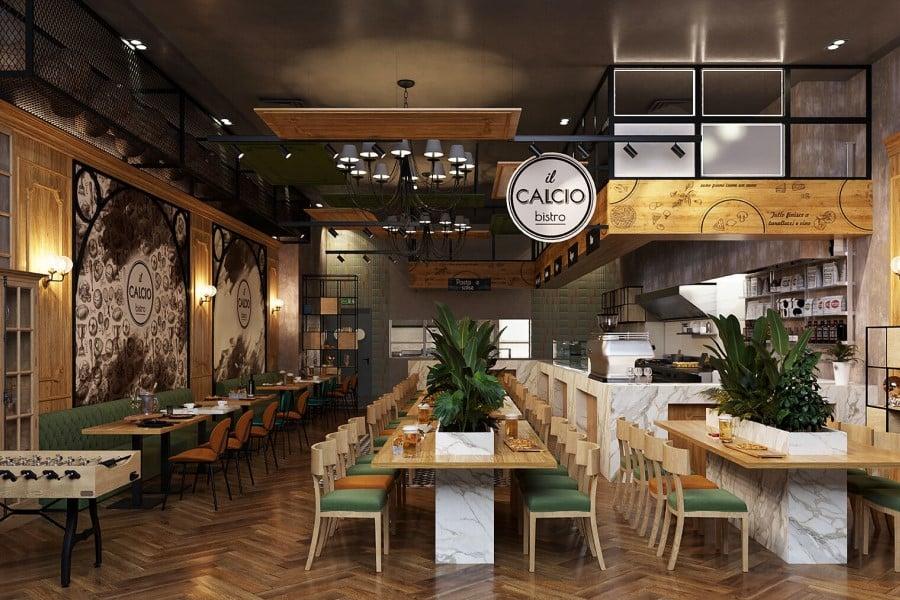 Trattoria Il Calcio restaurant