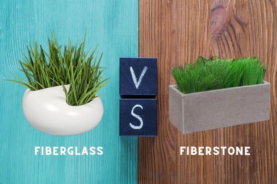fiberstone vs fiberglass